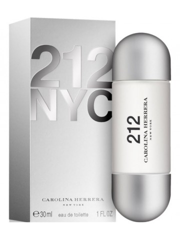 Carolina Herrera 212 Sexy Men Edt  30Ml
